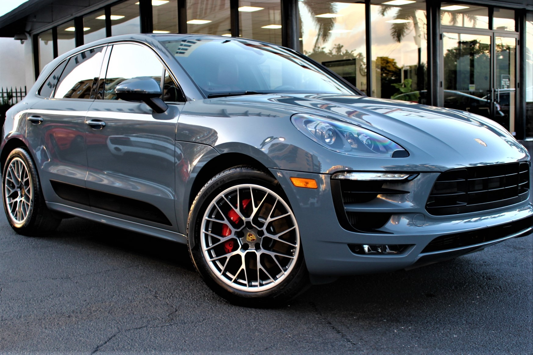 Used 2018 Porsche Macan GTS for sale $73,850 at The Gables Sports Cars in Miami FL 33146 1