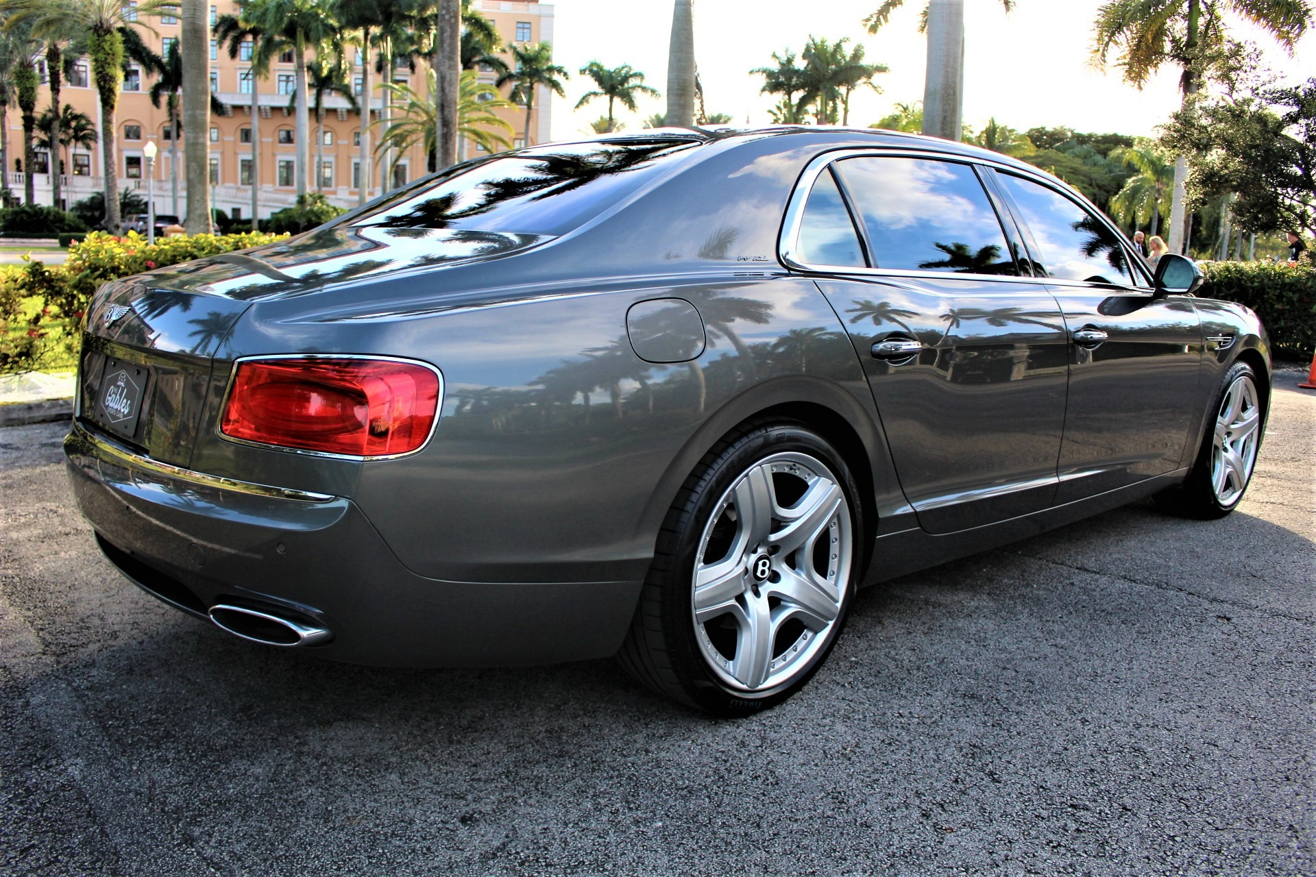 Used 2014 Bentley Flying Spur for sale Sold at The Gables Sports Cars in Miami FL 33146 2