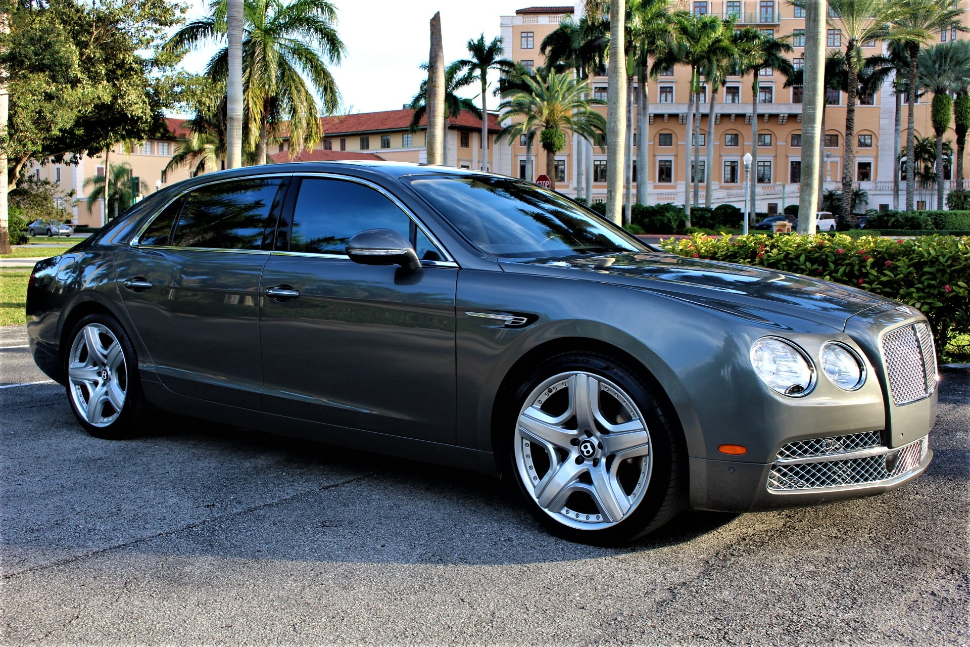 Used 2014 Bentley Flying Spur for sale Sold at The Gables Sports Cars in Miami FL 33146 3