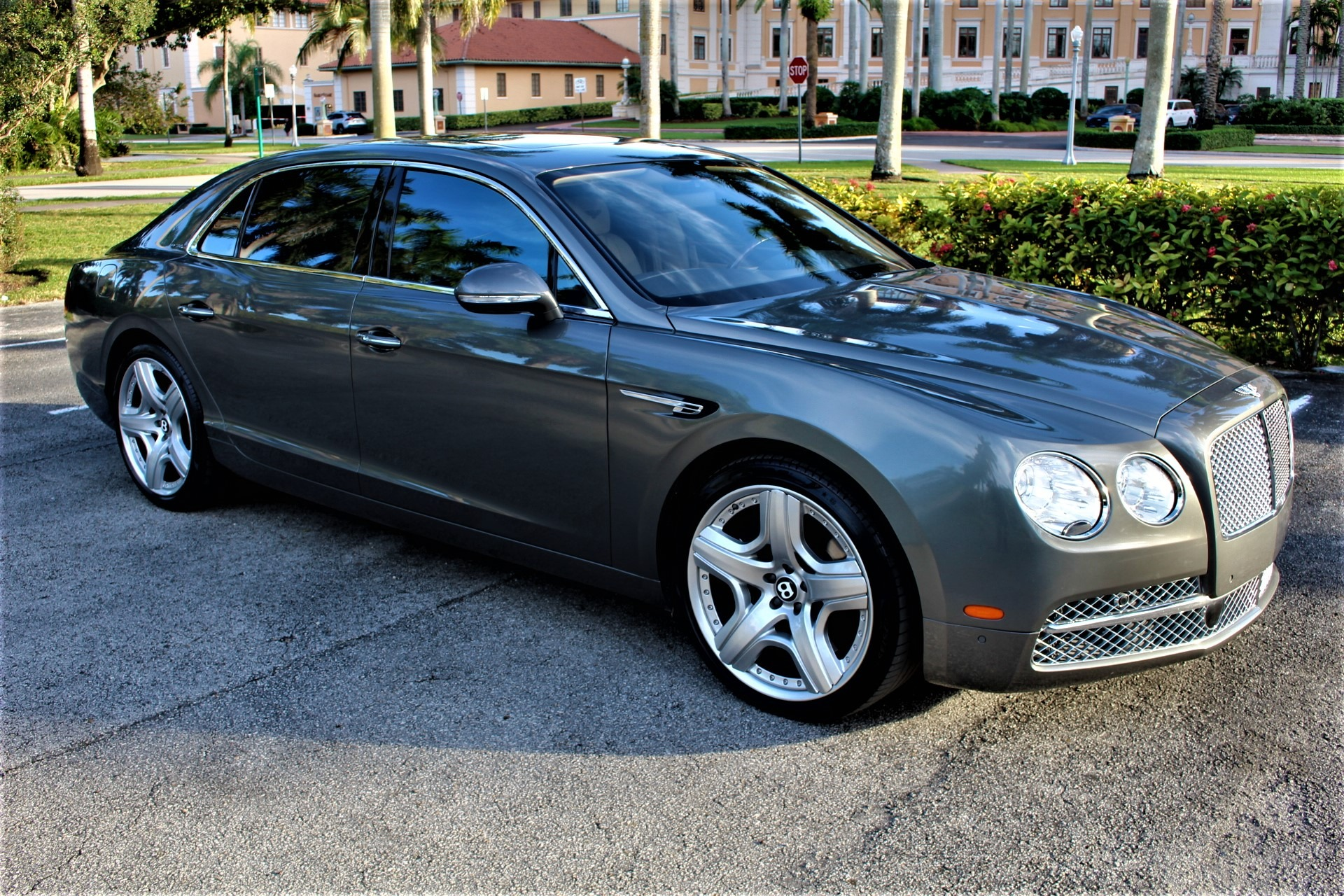 Used 2014 Bentley Flying Spur for sale Sold at The Gables Sports Cars in Miami FL 33146 4