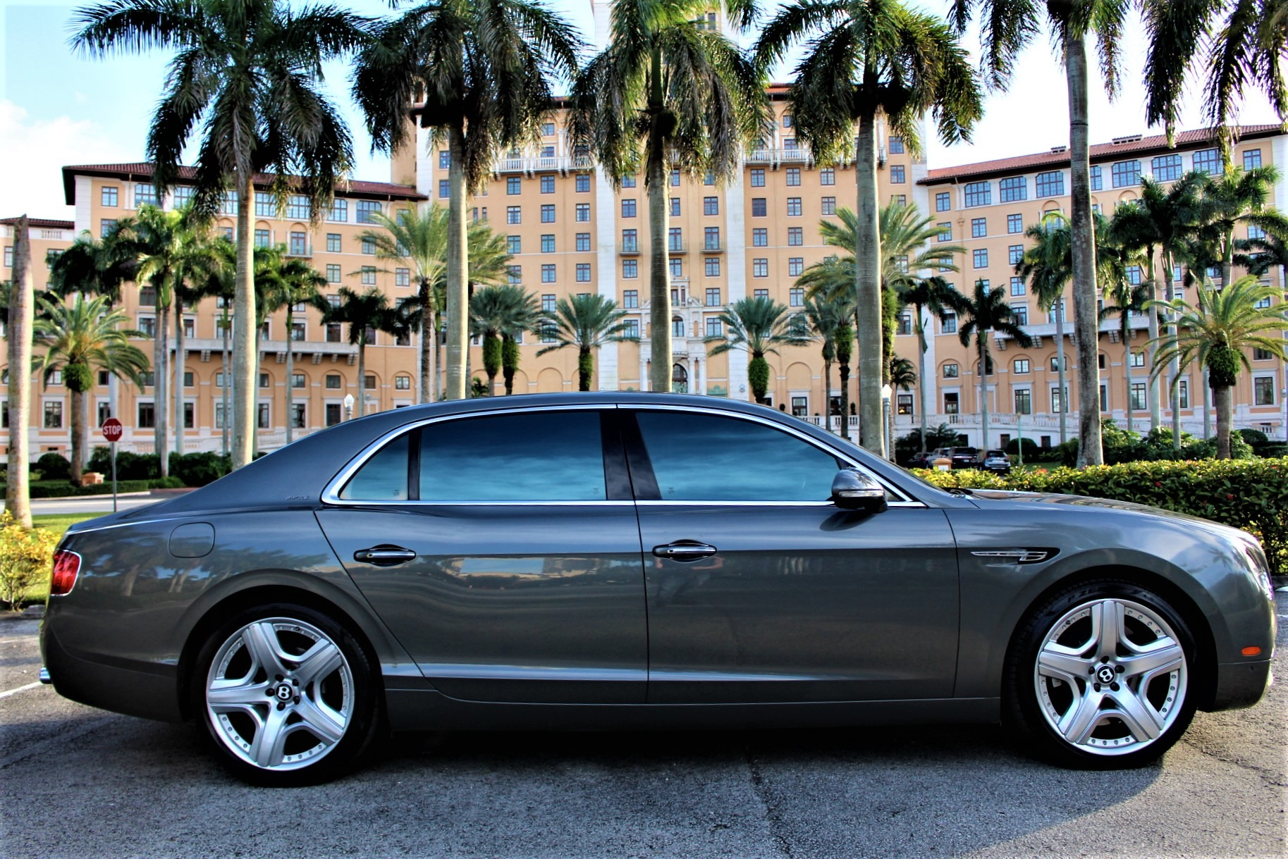 Used 2014 Bentley Flying Spur for sale Sold at The Gables Sports Cars in Miami FL 33146 1