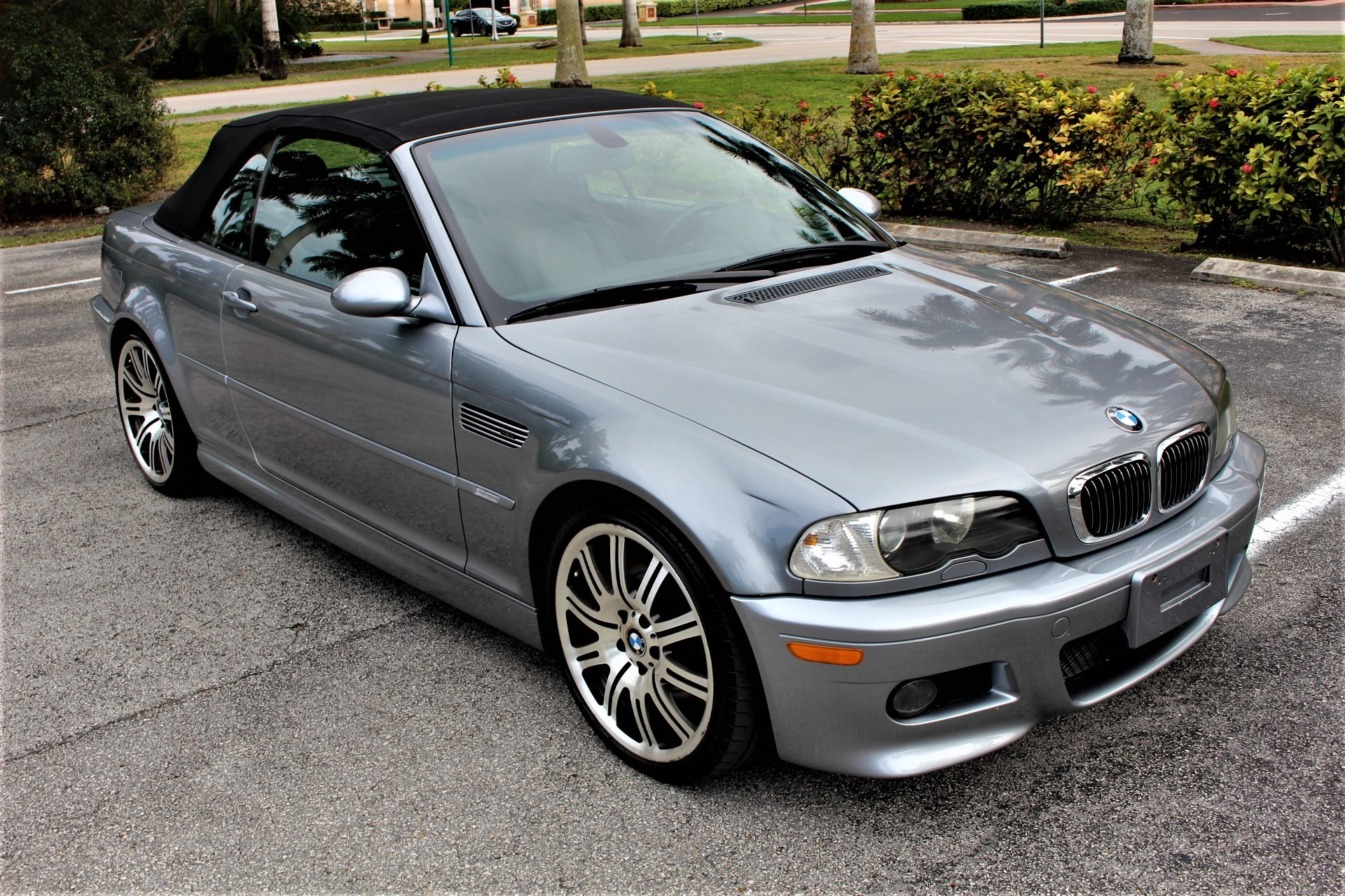 Used 2004 BMW M3 for sale Sold at The Gables Sports Cars in Miami FL 33146 2