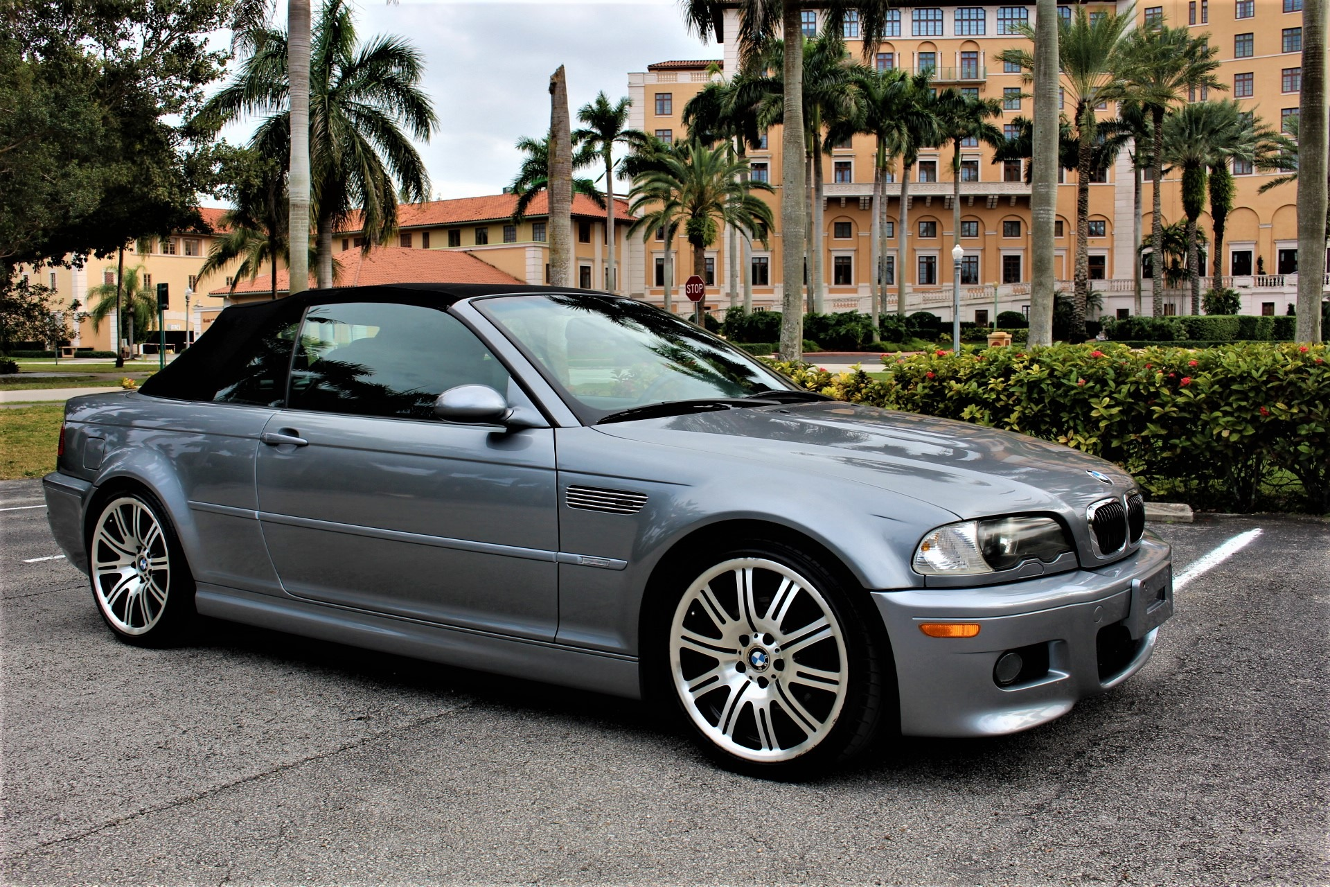 Used 2004 BMW M3 for sale Sold at The Gables Sports Cars in Miami FL 33146 3
