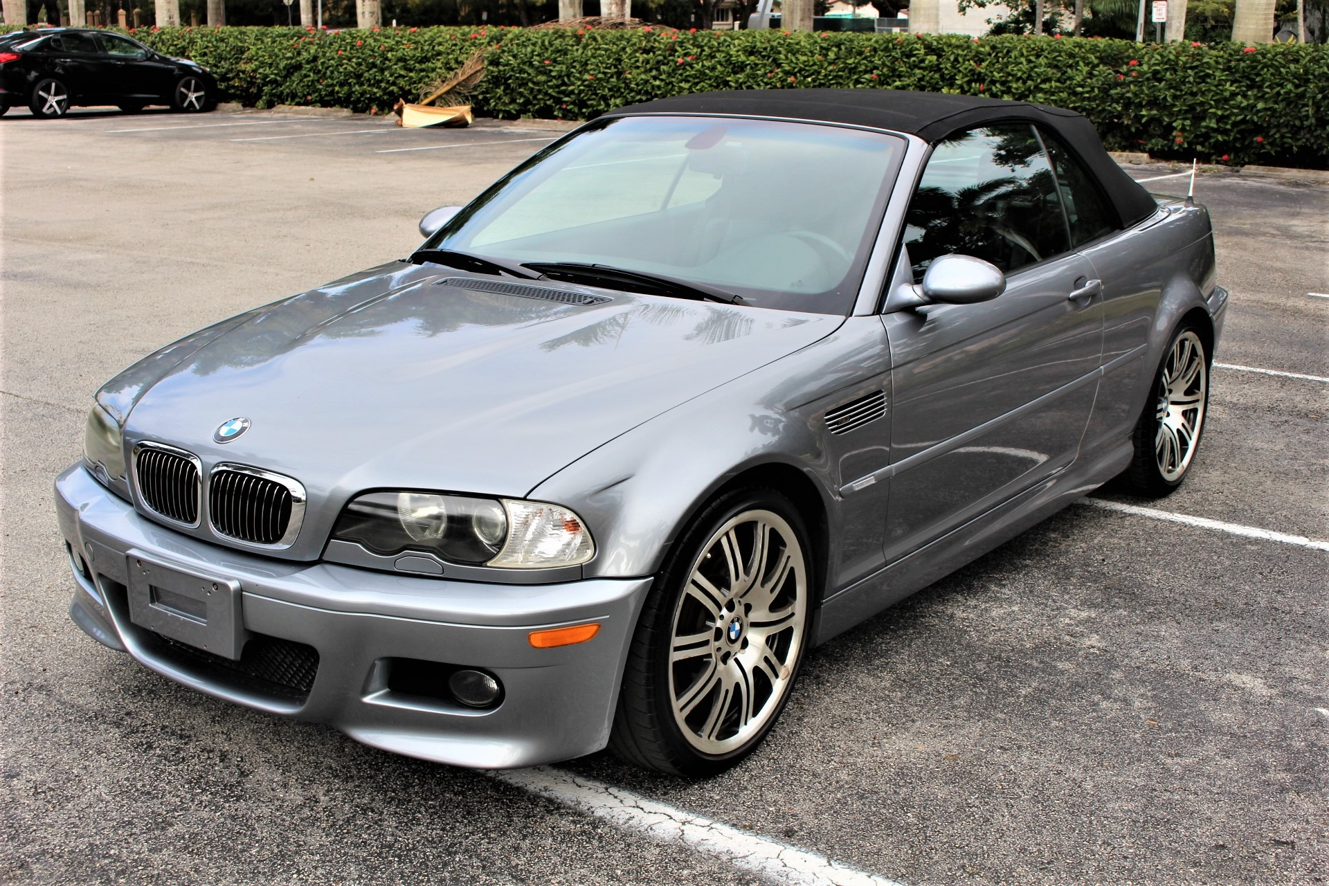 Used 2004 BMW M3 for sale Sold at The Gables Sports Cars in Miami FL 33146 4