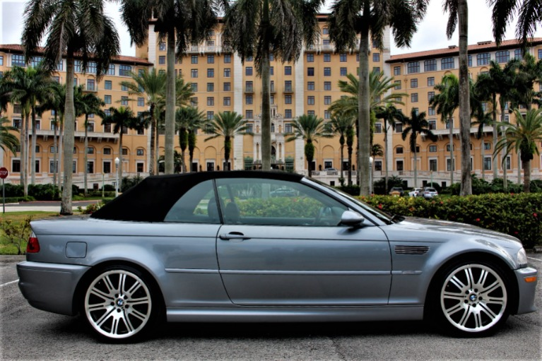 Used 2004 BMW M3 for sale $29,850 at The Gables Sports Cars in Miami FL