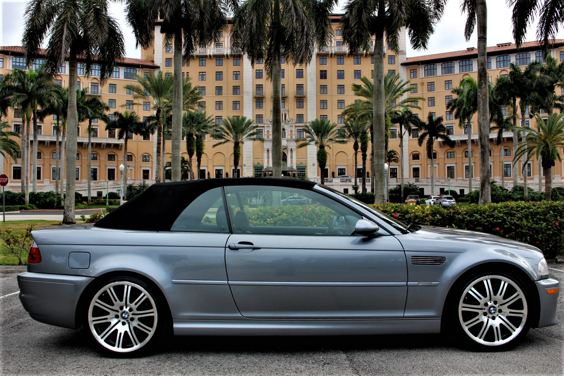 Used 2004 BMW M3 for sale Sold at The Gables Sports Cars in Miami FL 33146 1