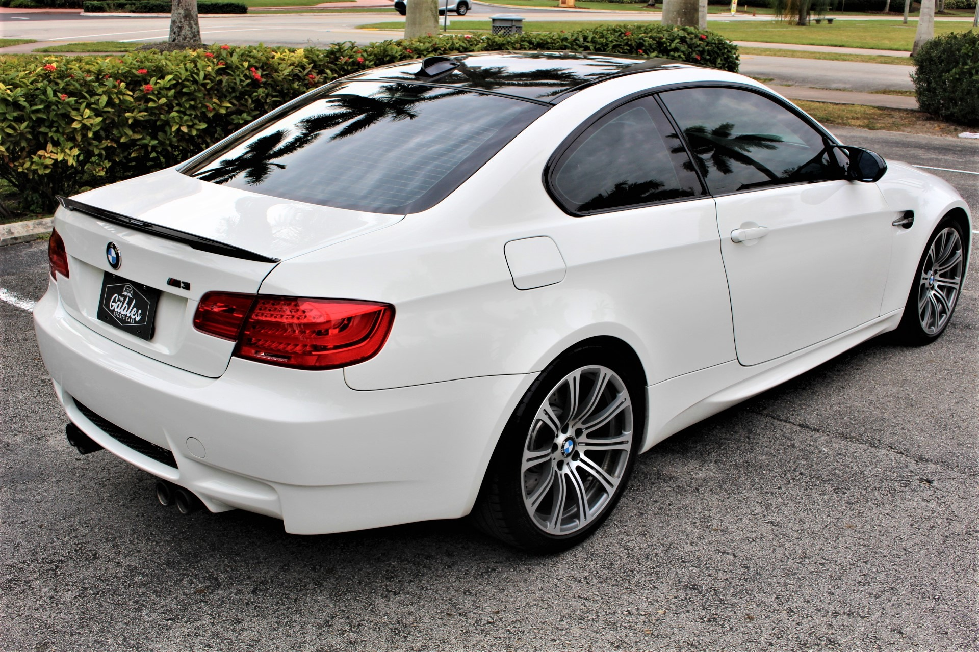Used 2012 BMW M3 for sale $32,850 at The Gables Sports Cars in Miami FL 33146 4