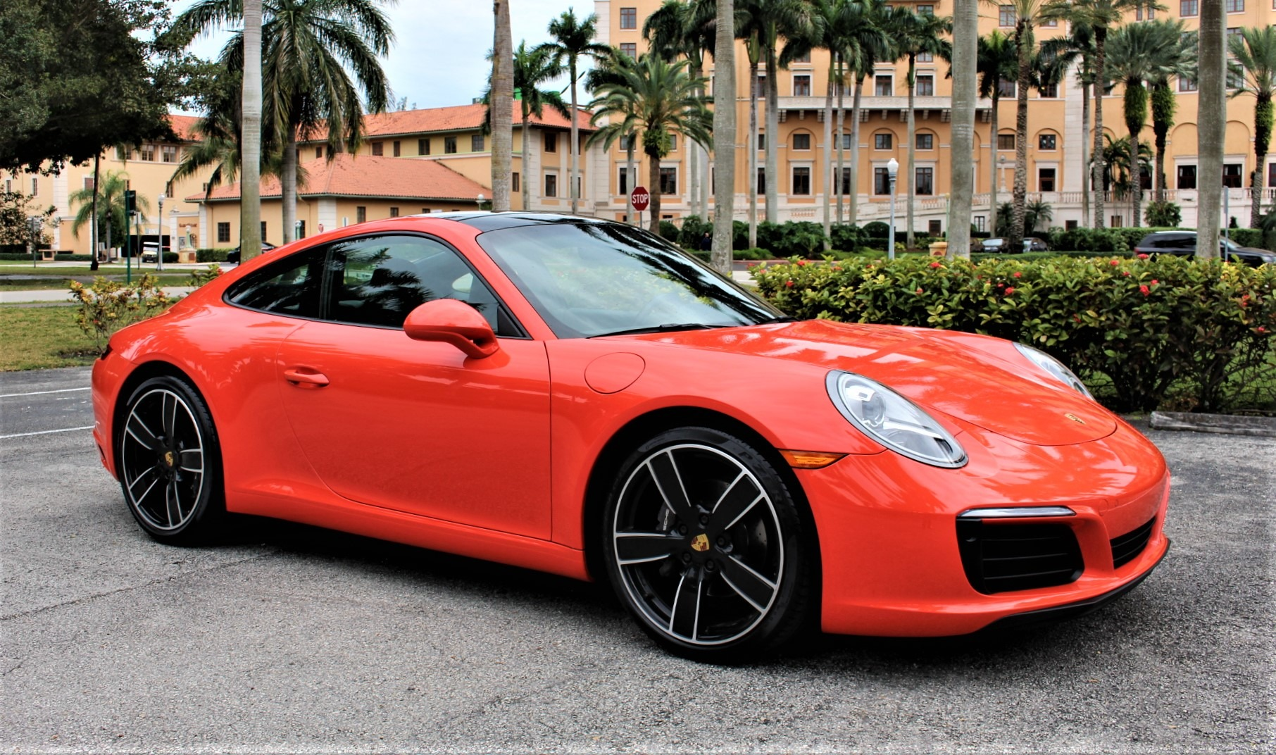 Used 2017 Porsche 911 Carrera for sale $89,850 at The Gables Sports Cars in Miami FL 33146 2