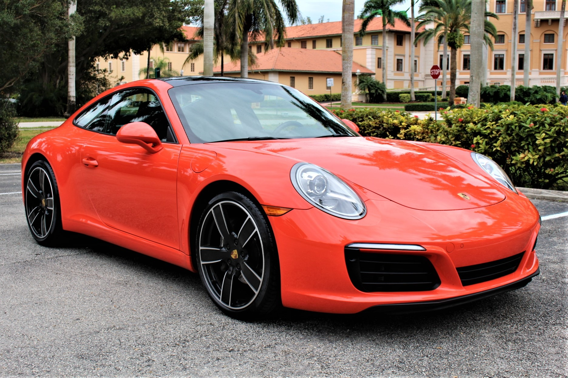 Used 2017 Porsche 911 Carrera for sale $89,850 at The Gables Sports Cars in Miami FL 33146 3