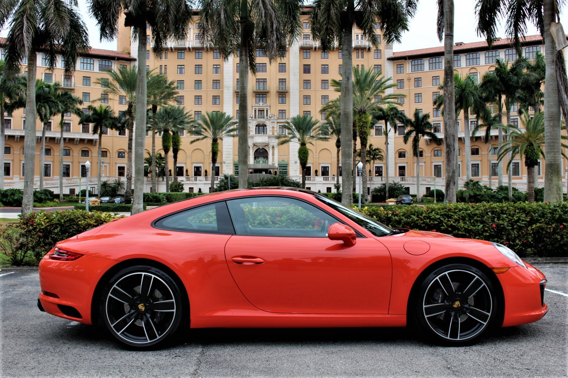 Used 2017 Porsche 911 Carrera for sale $89,850 at The Gables Sports Cars in Miami FL 33146 1