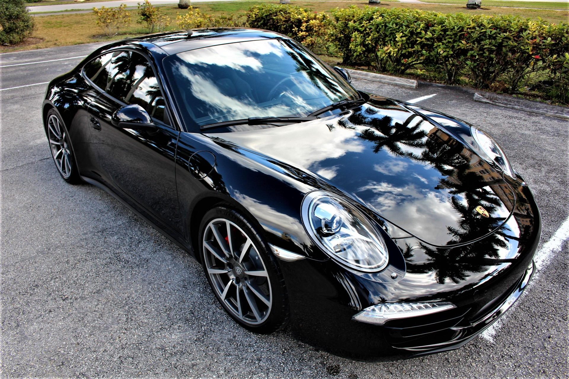 Used 2013 Porsche 911 Carrera 4S for sale Sold at The Gables Sports Cars in Miami FL 33146 4