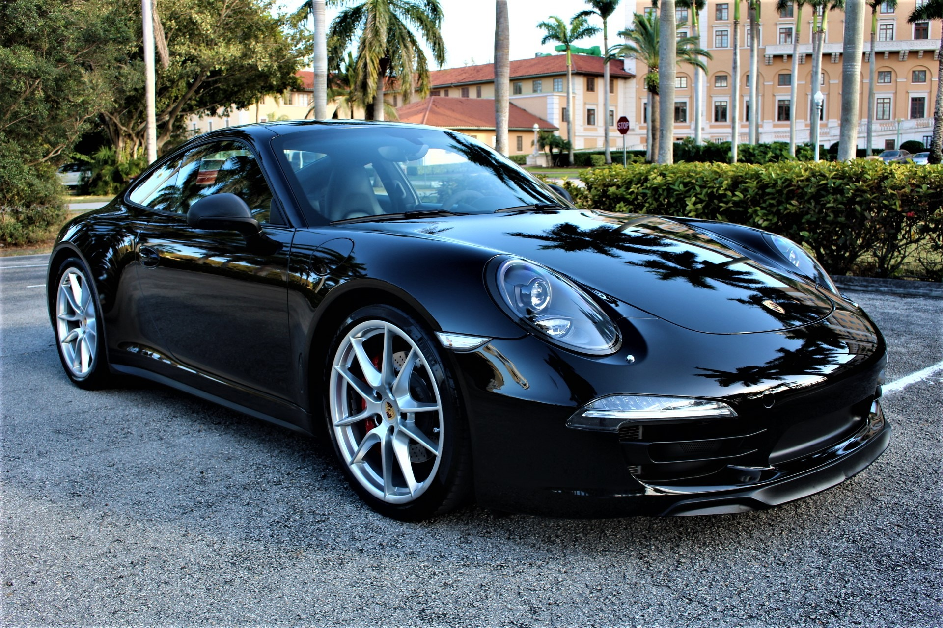 Used 2014 Porsche 911 Carrera 4S for sale Sold at The Gables Sports Cars in Miami FL 33146 2