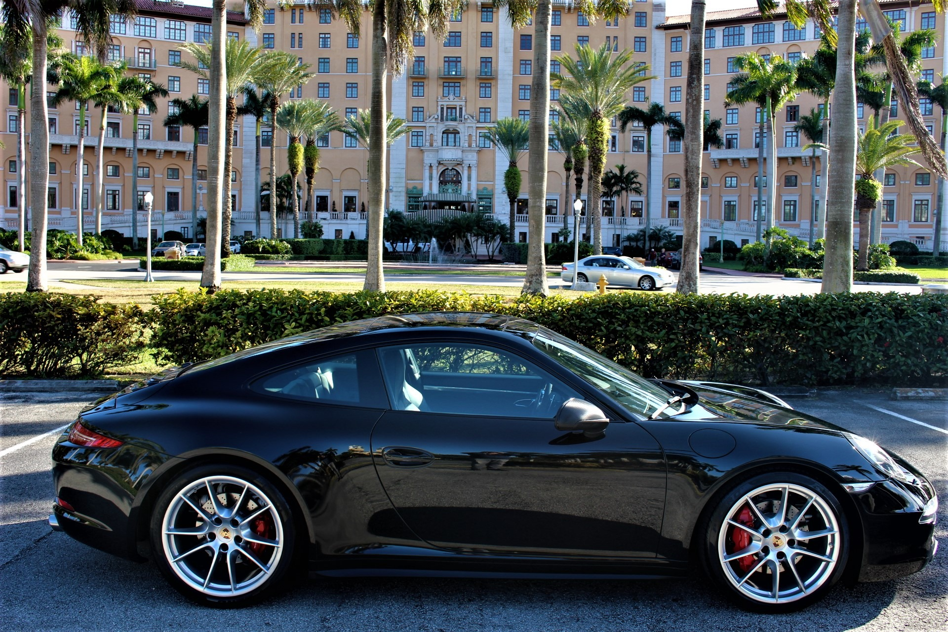 Used 2014 Porsche 911 Carrera 4S for sale Sold at The Gables Sports Cars in Miami FL 33146 1
