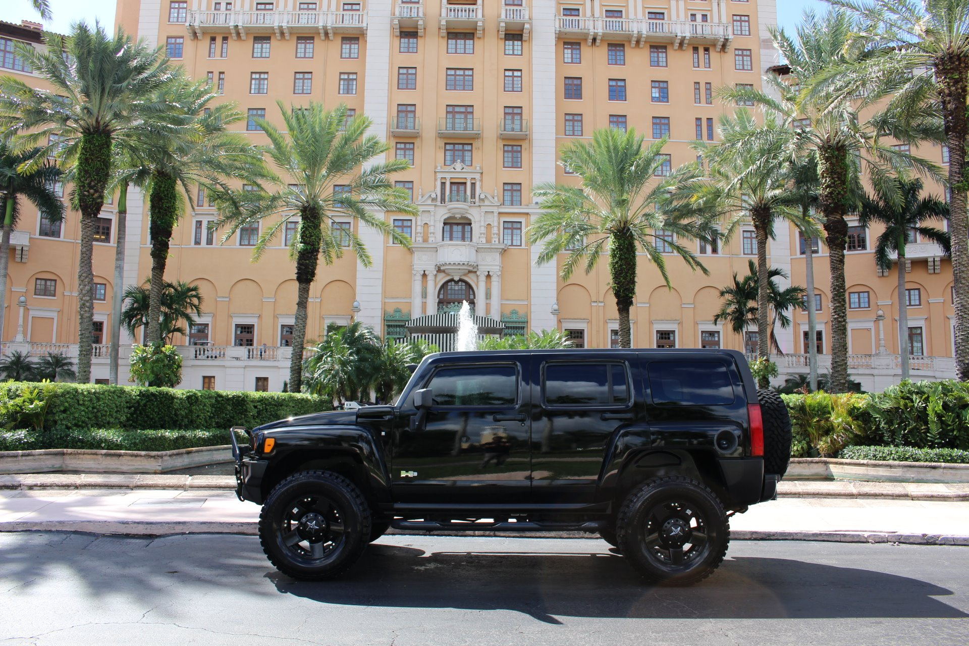 Used 2007 HUMMER H3 Adventure for sale $13,850 at The Gables Sports Cars in Miami FL 33146 3