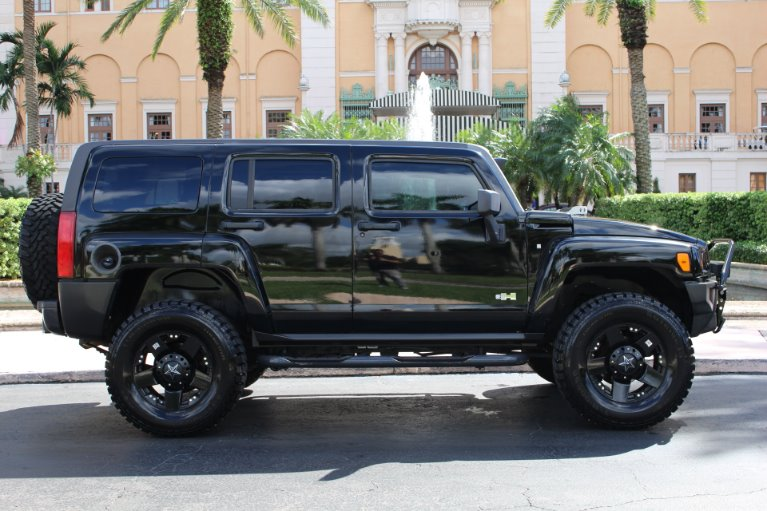 Used 2007 HUMMER H3 Adventure for sale $12,850 at The Gables Sports Cars in Miami FL