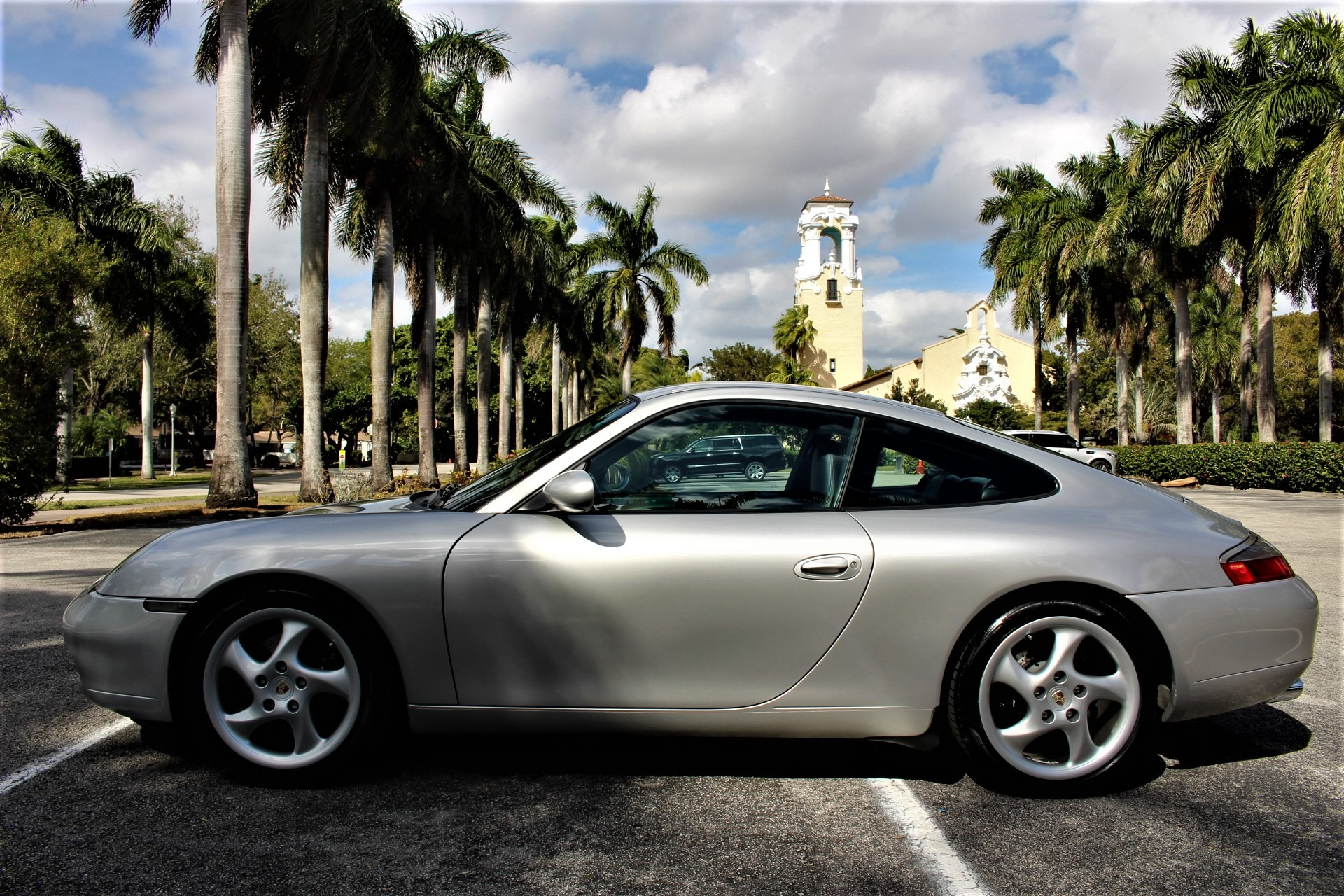 Used 2000 Porsche 911 Carrera for sale Sold at The Gables Sports Cars in Miami FL 33146 3