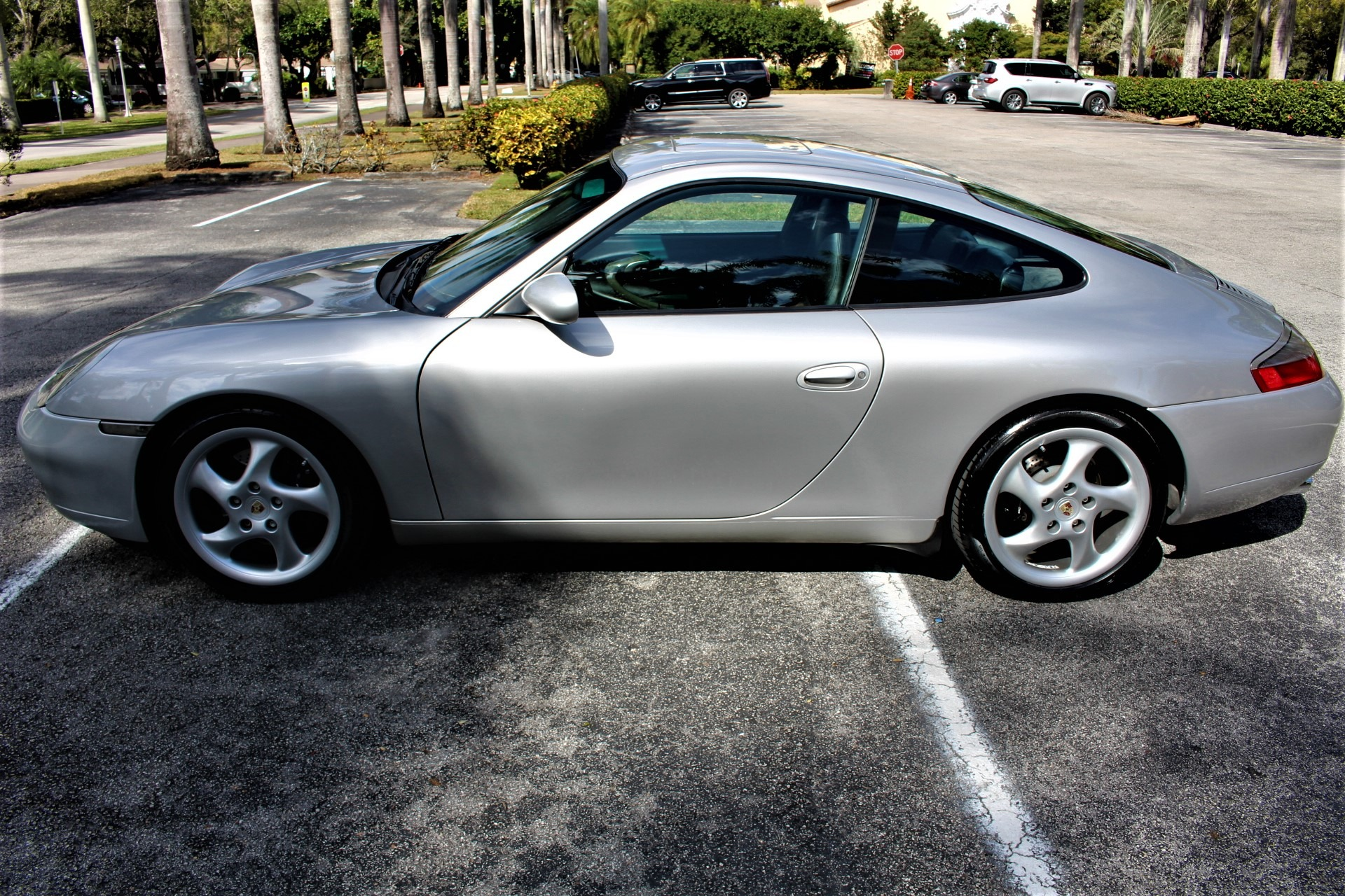 Used 2000 Porsche 911 Carrera for sale Sold at The Gables Sports Cars in Miami FL 33146 4