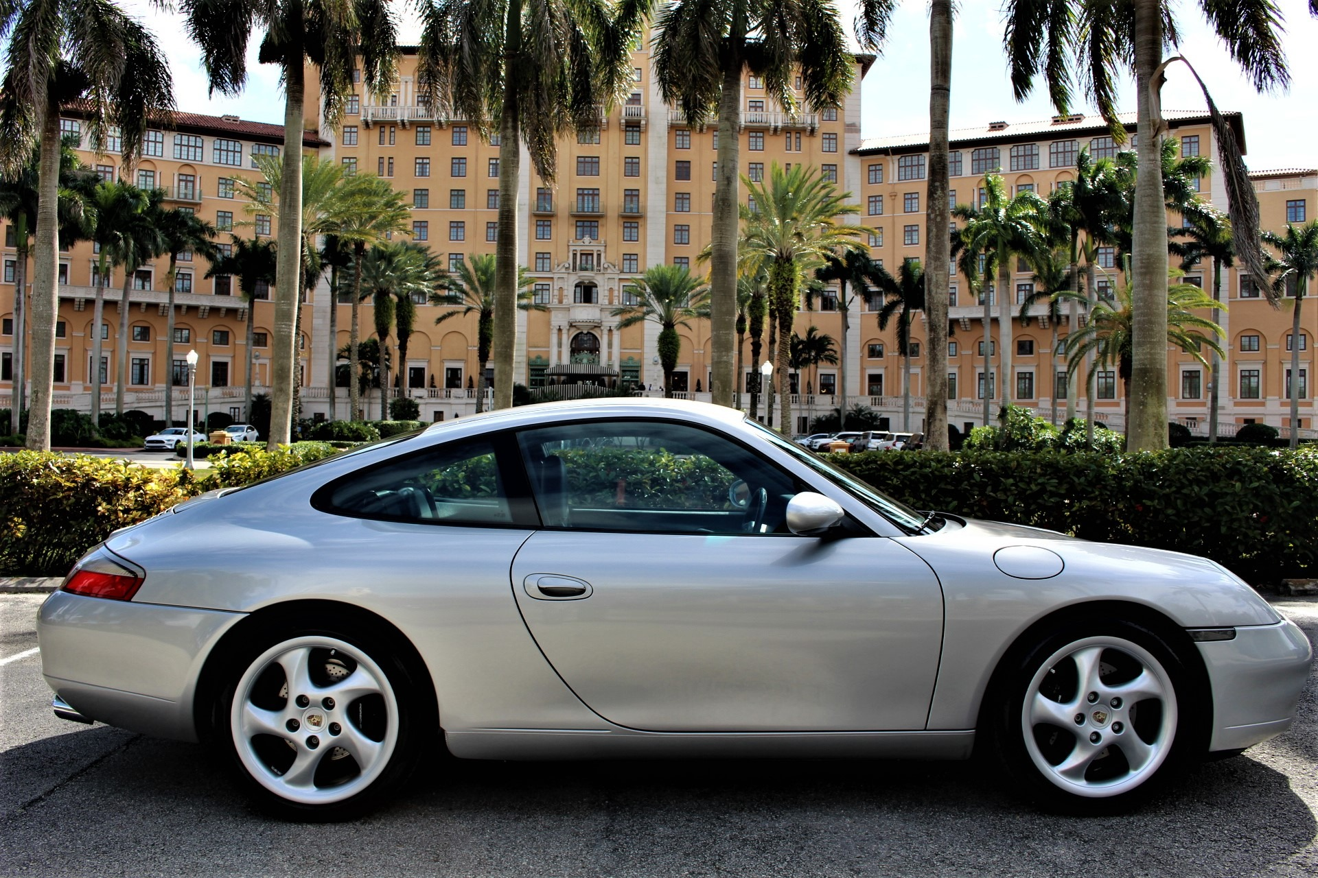 Used 2000 Porsche 911 Carrera for sale Sold at The Gables Sports Cars in Miami FL 33146 1