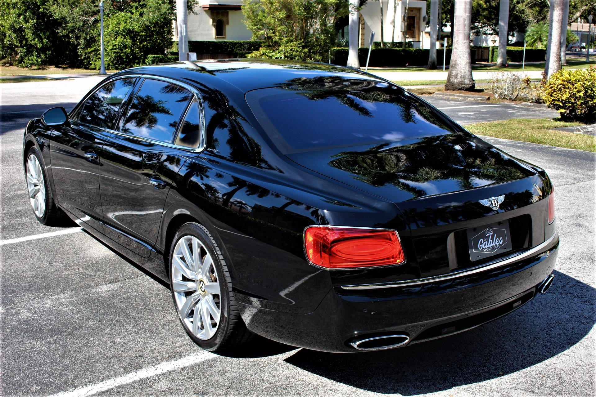 Used 2015 Bentley Flying Spur W12 for sale Sold at The Gables Sports Cars in Miami FL 33146 2