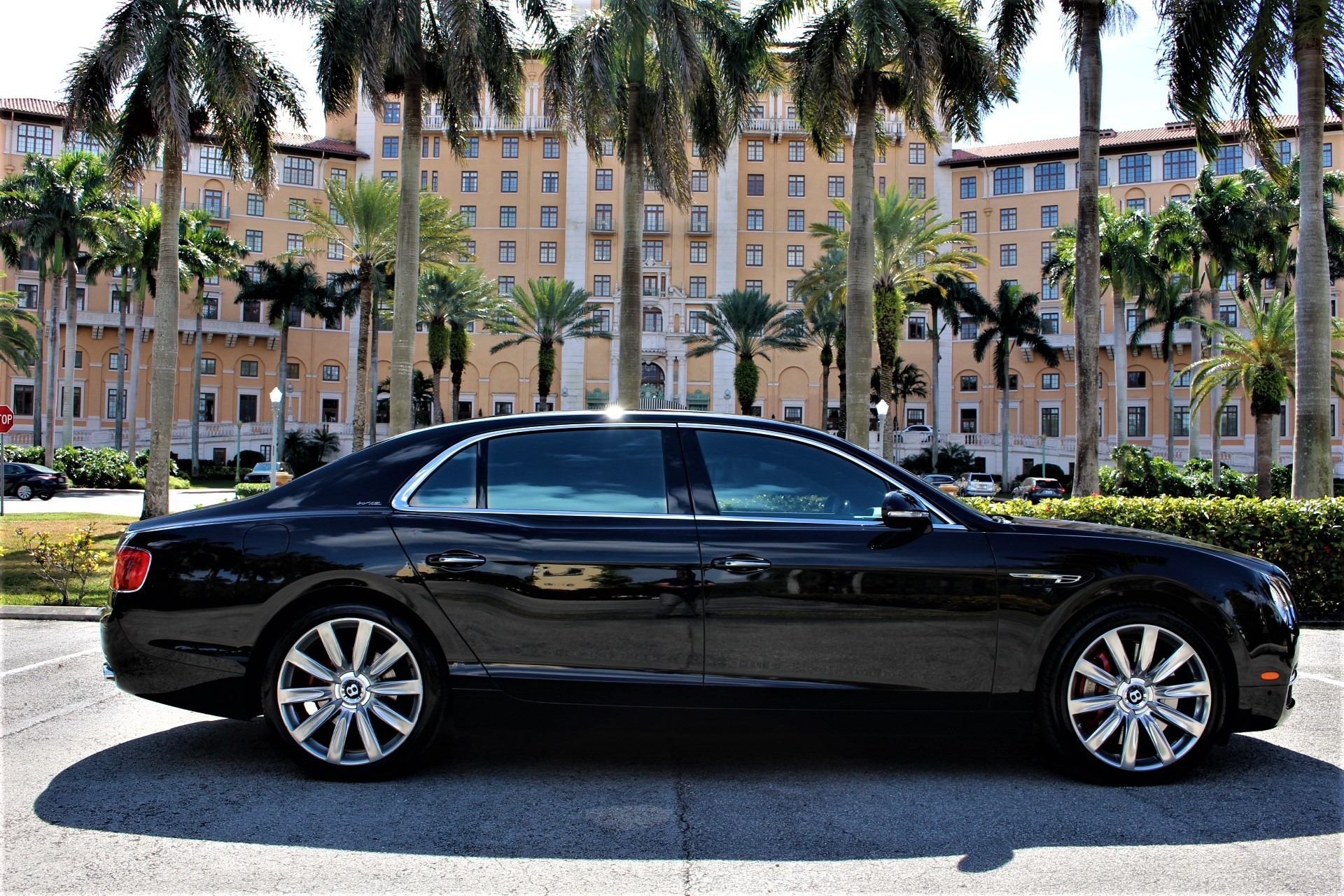 Used 2015 Bentley Flying Spur W12 for sale Sold at The Gables Sports Cars in Miami FL 33146 1