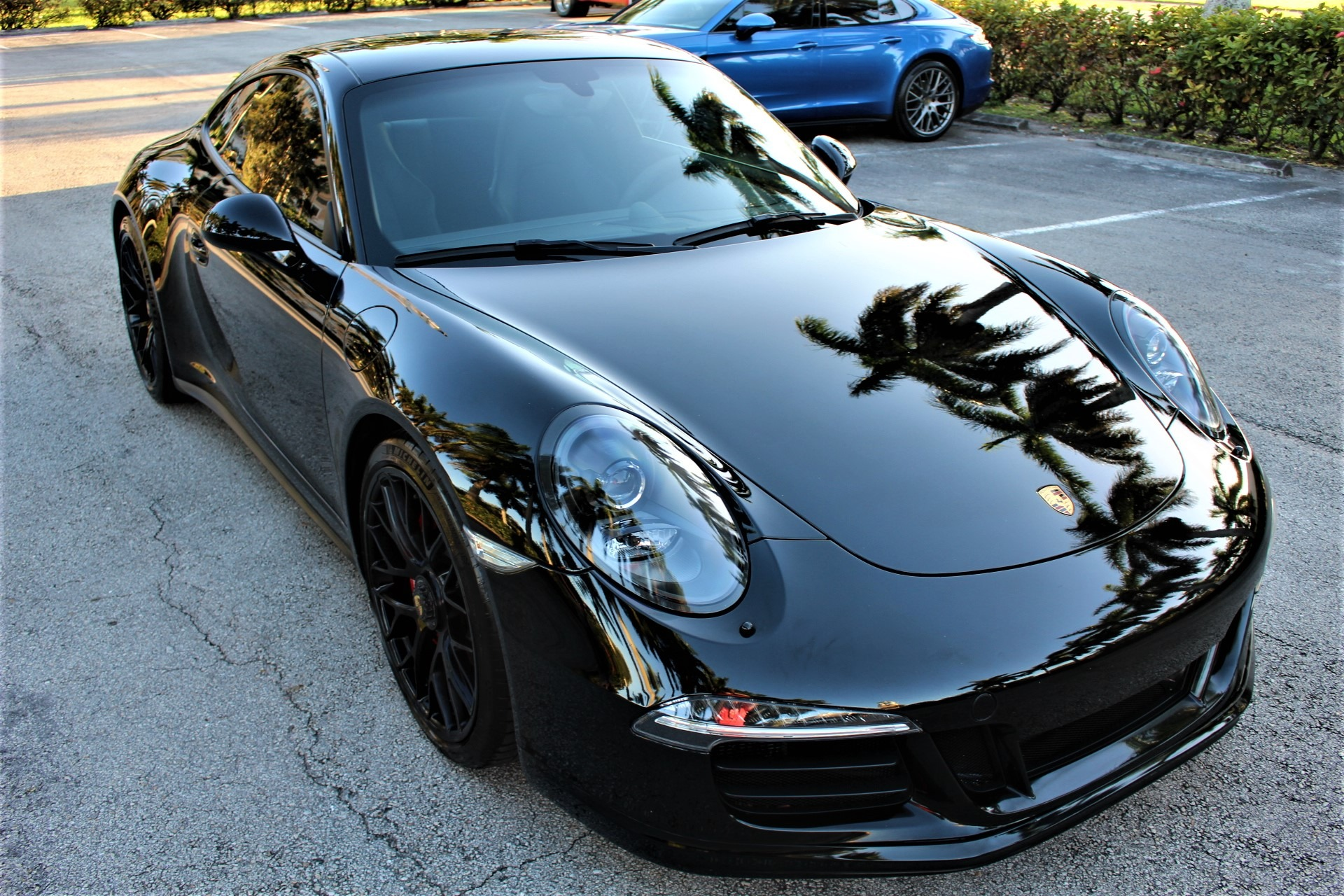 Used 2015 Porsche 911 Carrera GTS for sale Call for price at The Gables Sports Cars in Miami FL 33146 2