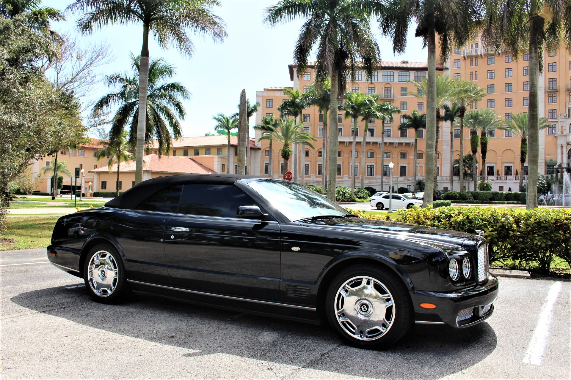 Used 2009 Bentley Azure for sale $89,850 at The Gables Sports Cars in Miami FL 33146 2