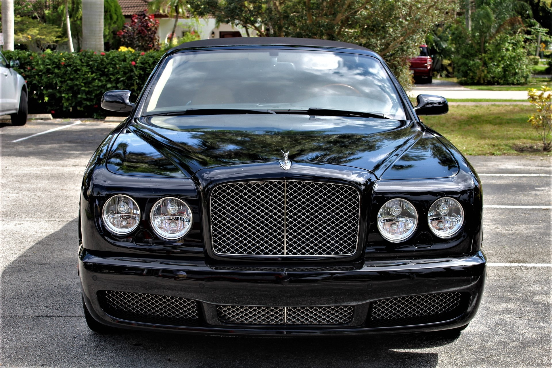 Used 2009 Bentley Azure for sale $89,850 at The Gables Sports Cars in Miami FL 33146 4