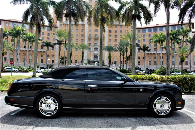 Used 2009 Bentley Azure for sale $89,850 at The Gables Sports Cars in Miami FL