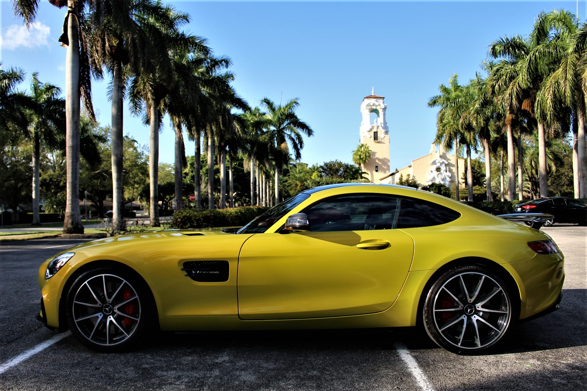 Used 2016 Mercedes-Benz AMG GT S for sale Sold at The Gables Sports Cars in Miami FL 33146 3
