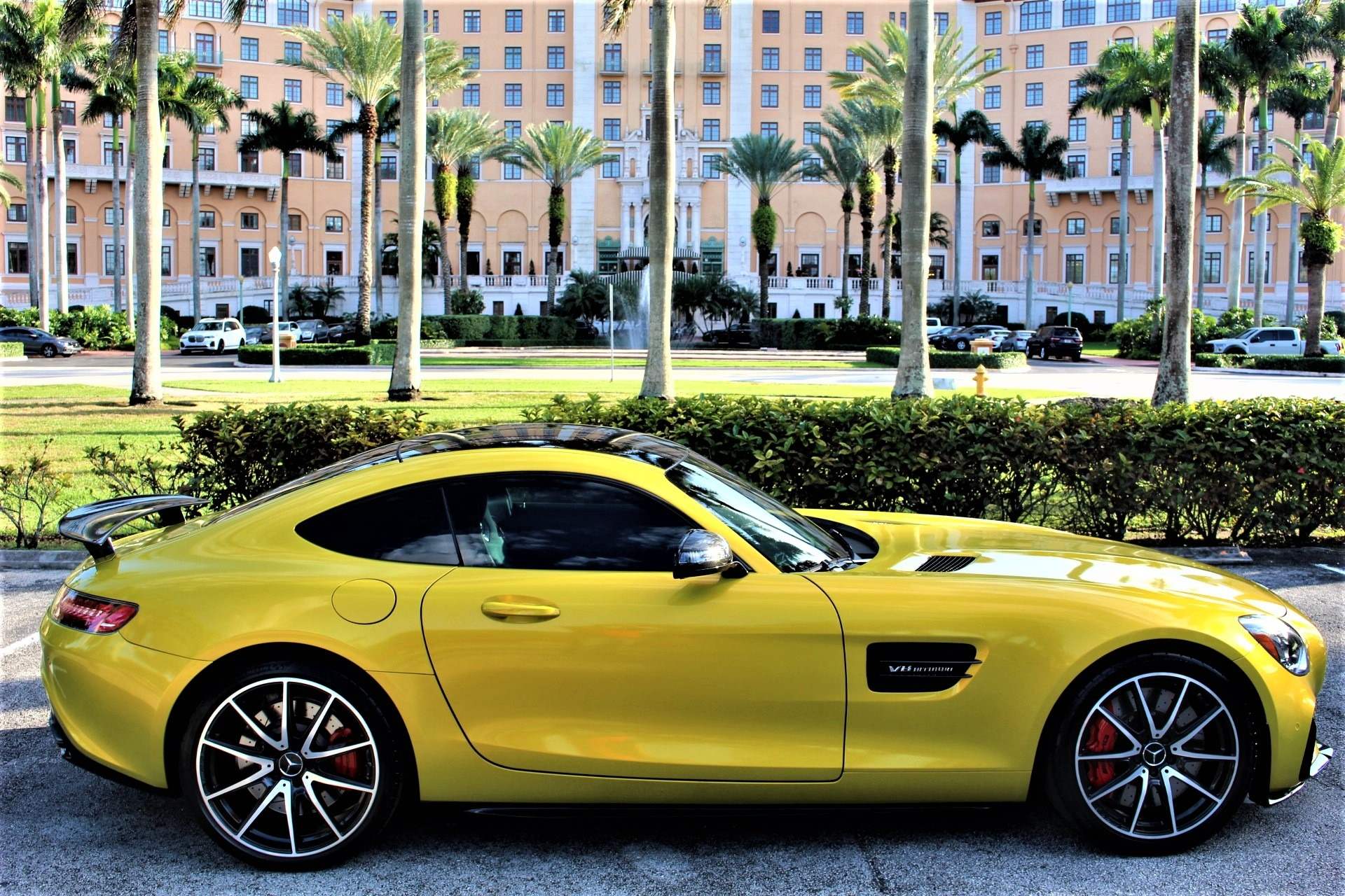 Used 2016 Mercedes-Benz AMG GT S for sale Sold at The Gables Sports Cars in Miami FL 33146 1