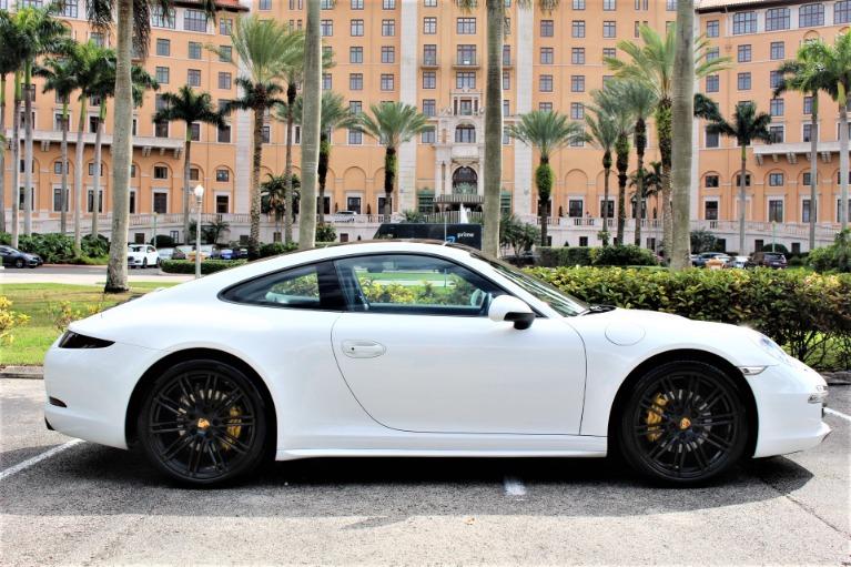 Used 2013 Porsche 911 Carrera 4 for sale $63,850 at The Gables Sports Cars in Miami FL