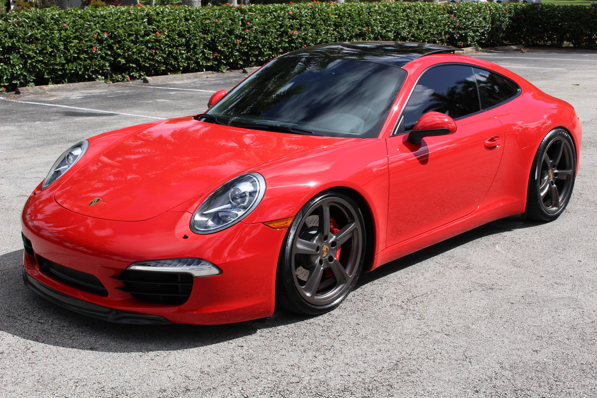 Used 2013 Porsche 911 Carrera S for sale $72,850 at The Gables Sports Cars in Miami FL 33146 2