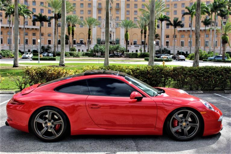 Used 2013 Porsche 911 Carrera S for sale $72,850 at The Gables Sports Cars in Miami FL