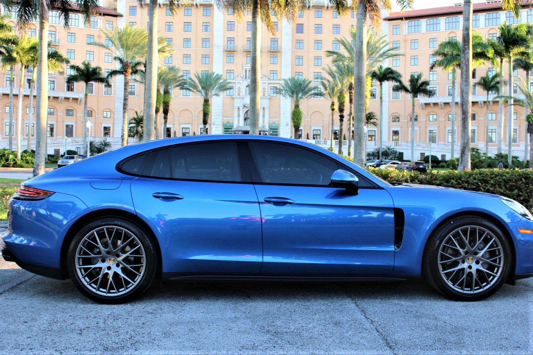 Used 2018 Porsche Panamera 4S for sale $83,850 at The Gables Sports Cars in Miami FL 33146 2