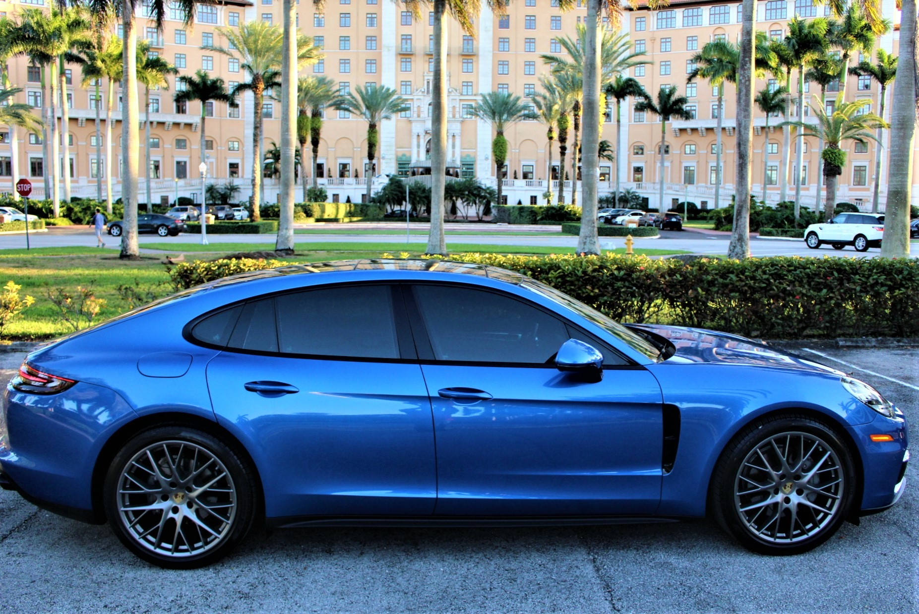 Used 2018 Porsche Panamera 4S for sale $83,850 at The Gables Sports Cars in Miami FL 33146 3