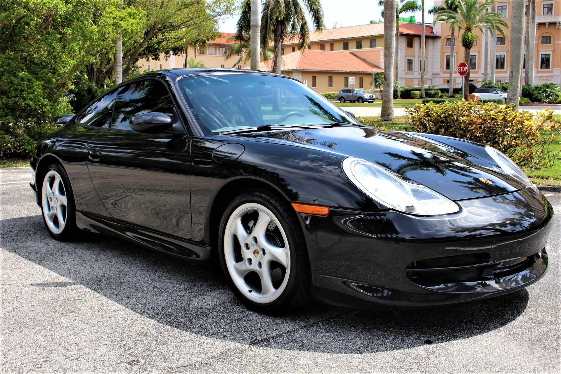 Used 2001 Porsche 911 Carrera 4 for sale Sold at The Gables Sports Cars in Miami FL 33146 2