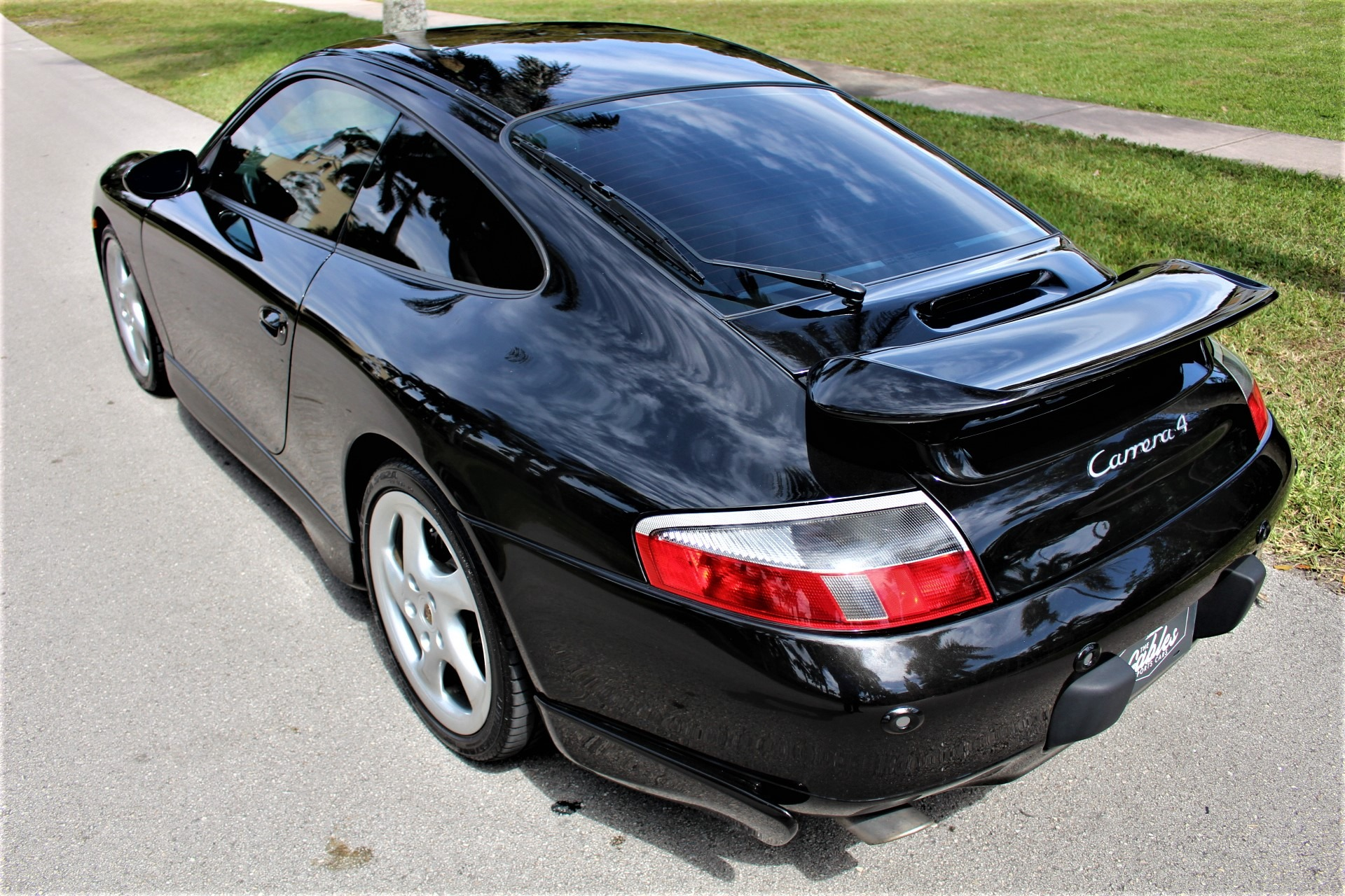 Used 2001 Porsche 911 Carrera 4 for sale Sold at The Gables Sports Cars in Miami FL 33146 3