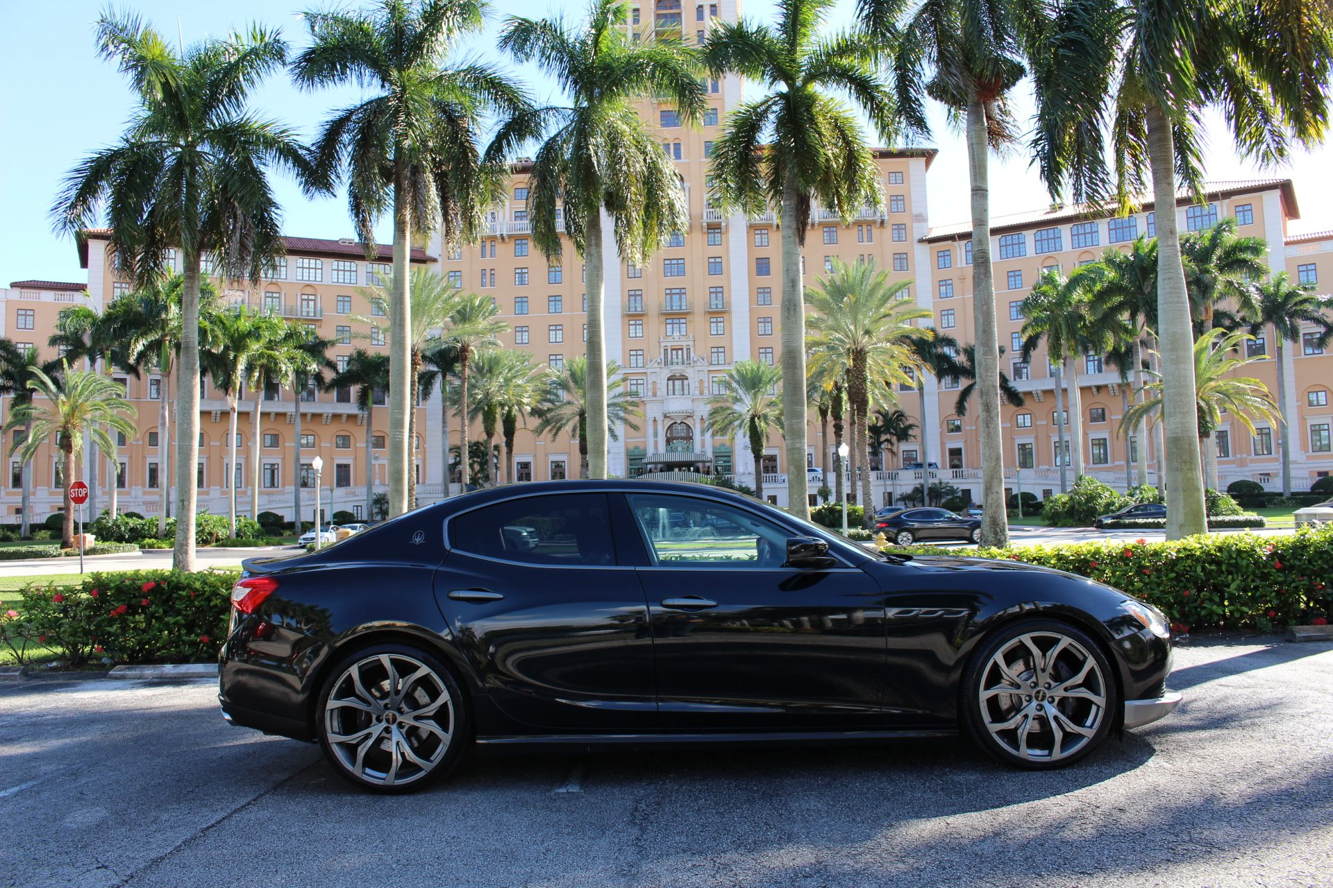 Used 2015 Maserati Ghibli SQ4 Novitec for sale $32,850 at The Gables Sports Cars in Miami FL 33146 2
