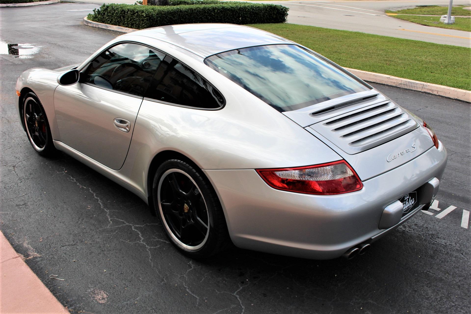 Used 2006 Porsche 911 Carrera S for sale $49,850 at The Gables Sports Cars in Miami FL 33146 2