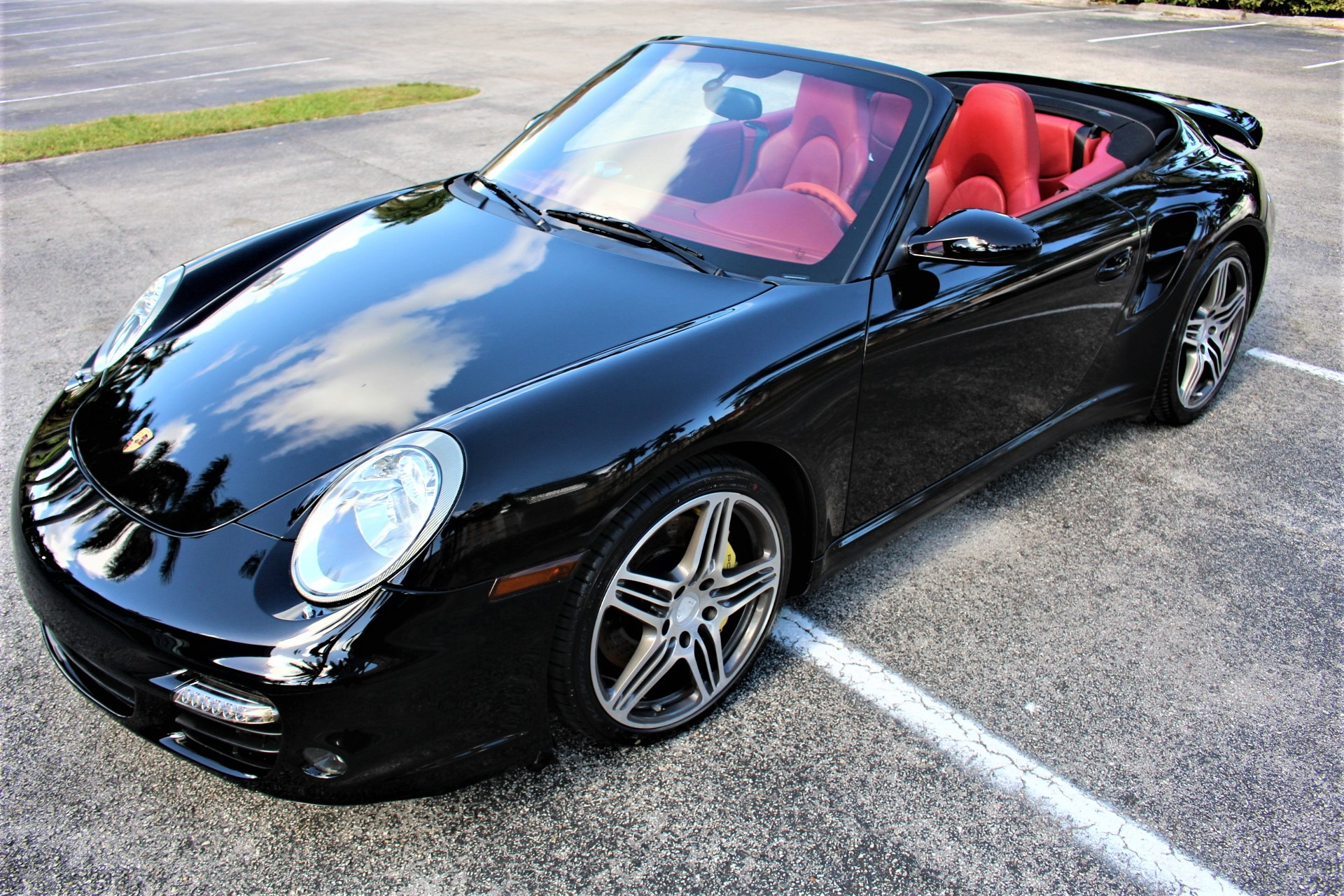 Used 2008 Porsche 911 Turbo for sale Sold at The Gables Sports Cars in Miami FL 33146 2