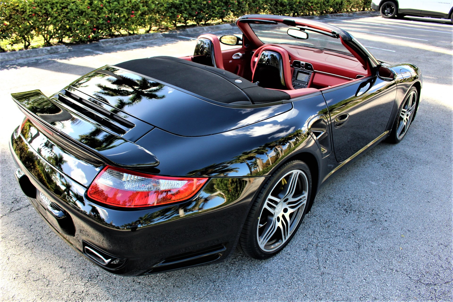Used 2008 Porsche 911 Turbo for sale Sold at The Gables Sports Cars in Miami FL 33146 3