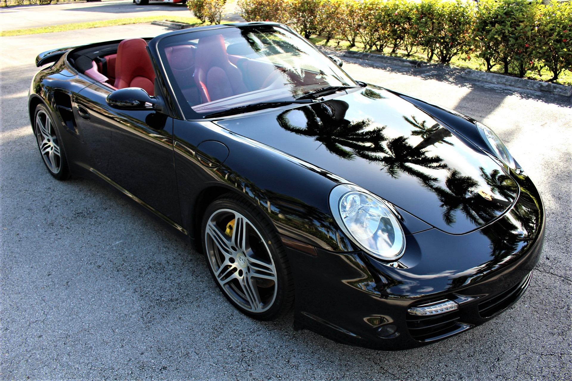 Used 2008 Porsche 911 Turbo for sale Sold at The Gables Sports Cars in Miami FL 33146 4