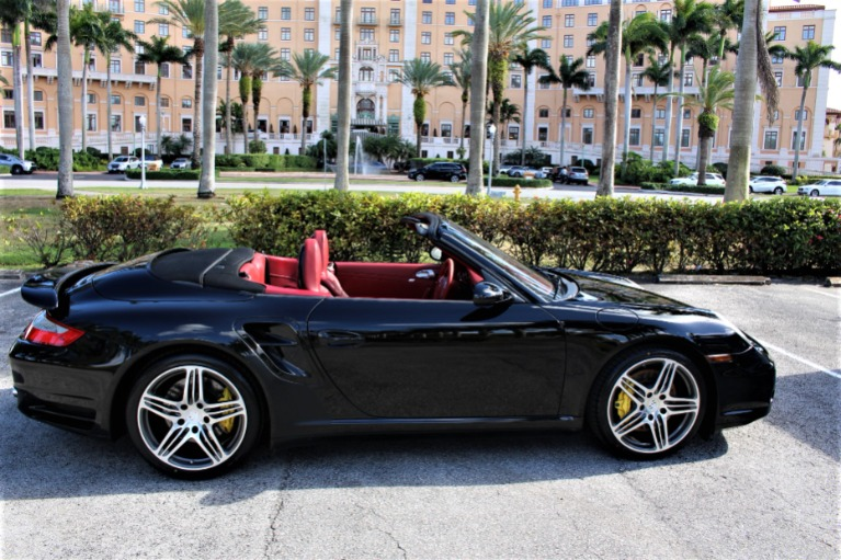 Used 2008 Porsche 911 Turbo for sale $92,850 at The Gables Sports Cars in Miami FL
