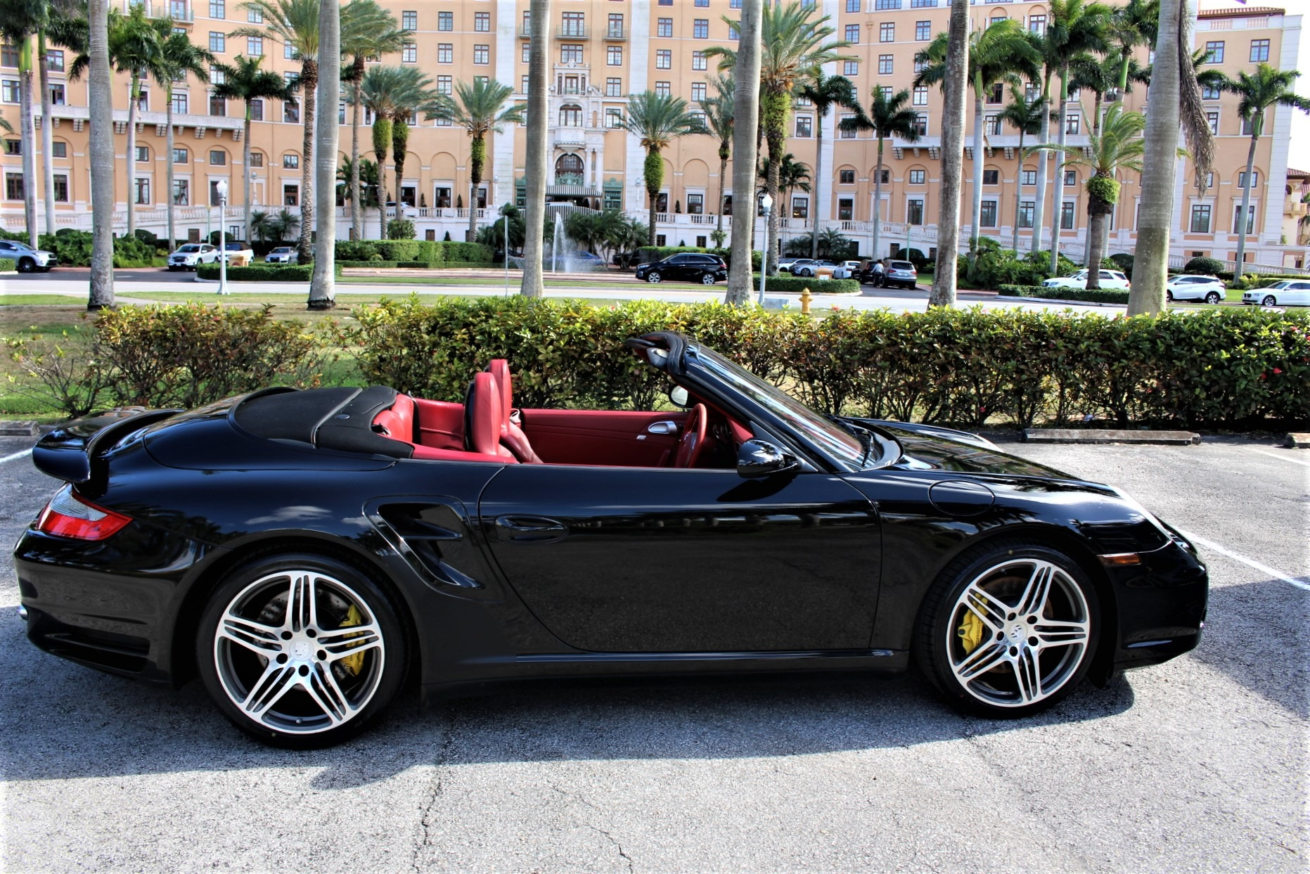 Used 2008 Porsche 911 Turbo for sale Sold at The Gables Sports Cars in Miami FL 33146 1