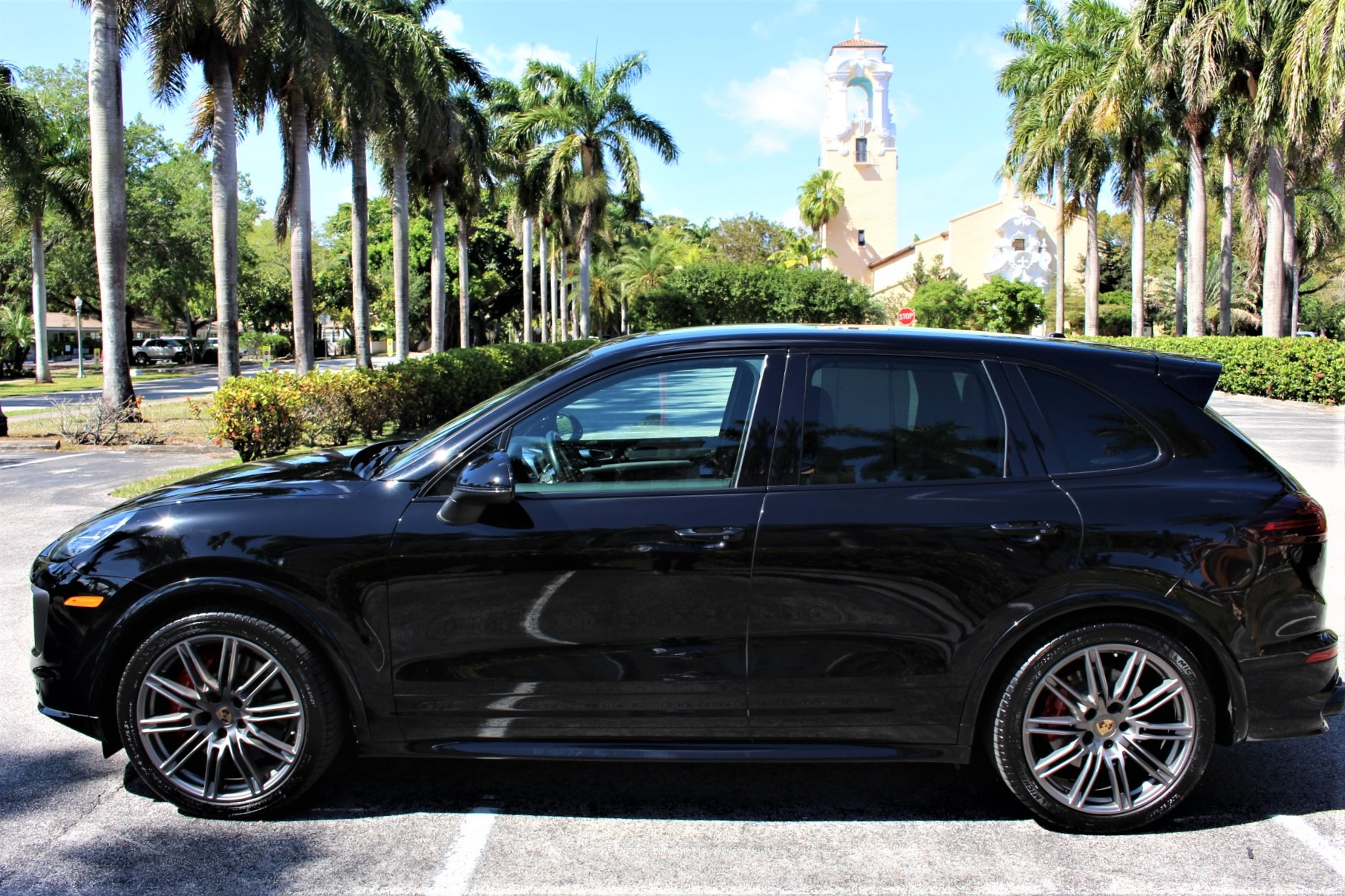 Used 2016 Porsche Cayenne GTS for sale $49,850 at The Gables Sports Cars in Miami FL 33146 3