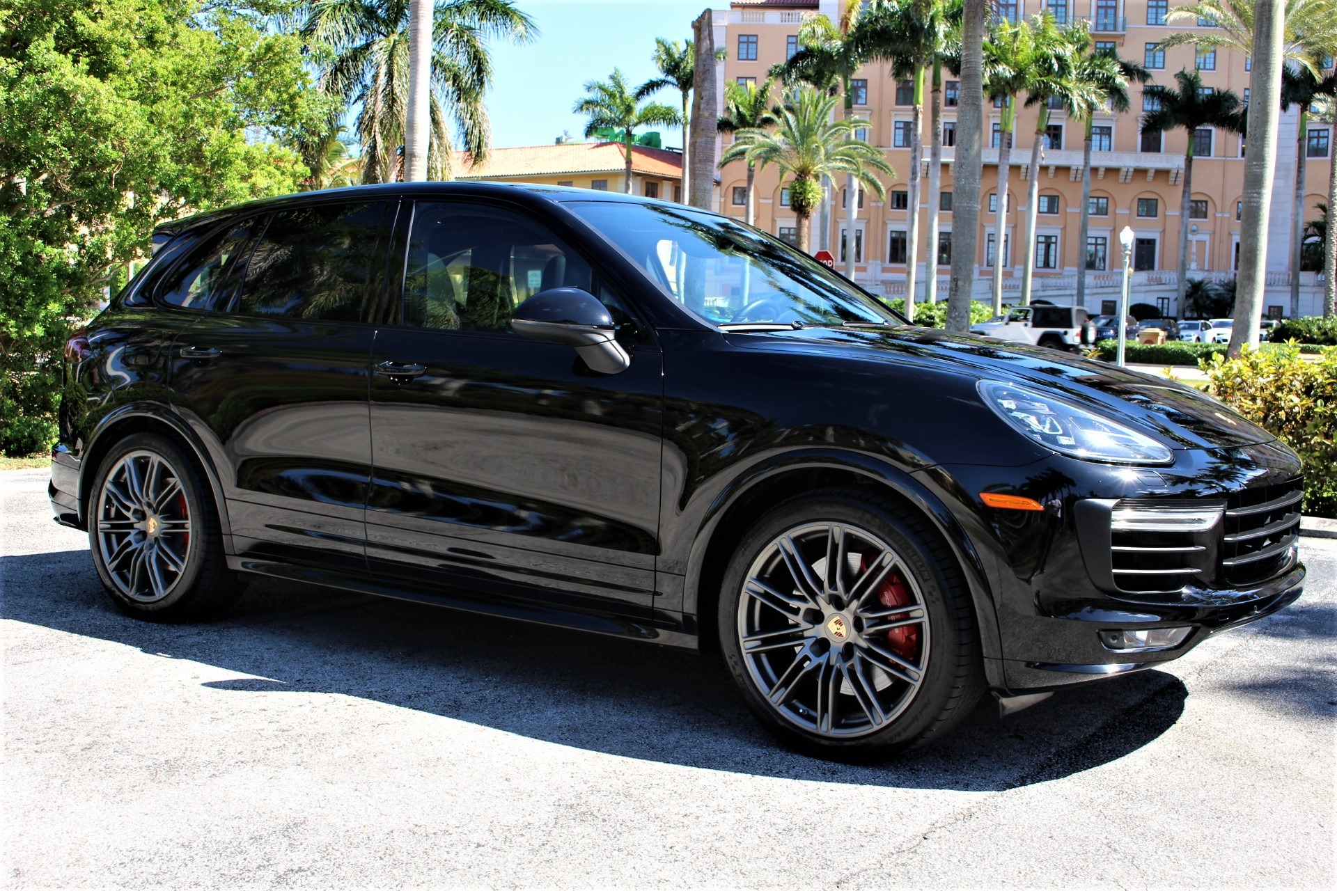 Used 2016 Porsche Cayenne GTS for sale $49,850 at The Gables Sports Cars in Miami FL 33146 4