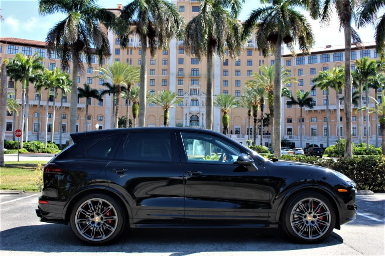 Used 2016 Porsche Cayenne GTS for sale $49,850 at The Gables Sports Cars in Miami FL