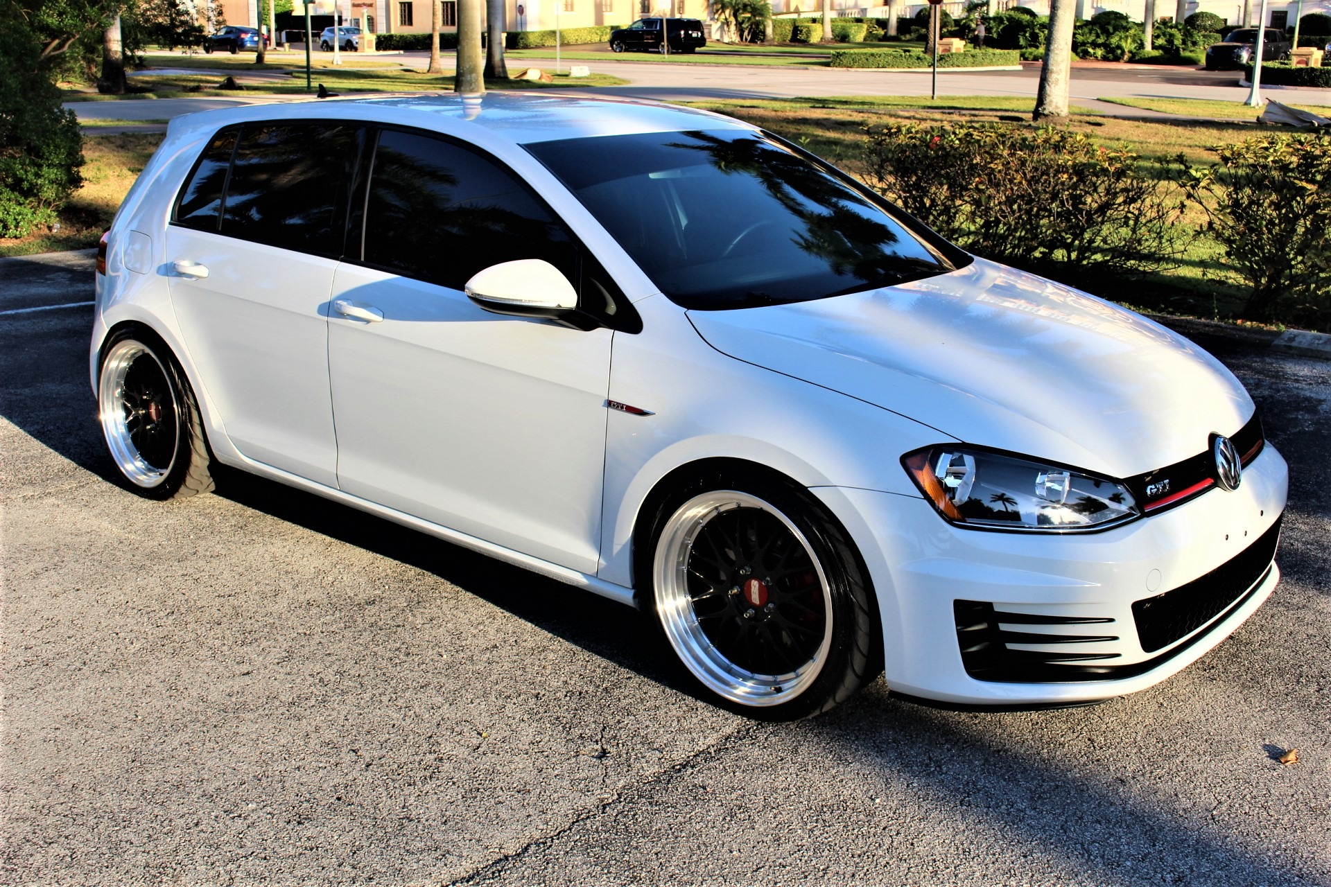 Used 2017 Volkswagen Golf GTI S for sale $21,850 at The Gables Sports Cars in Miami FL 33146 3