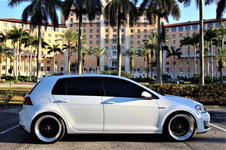 Used 2017 Volkswagen Golf GTI S for sale $21,850 at The Gables Sports Cars in Miami FL