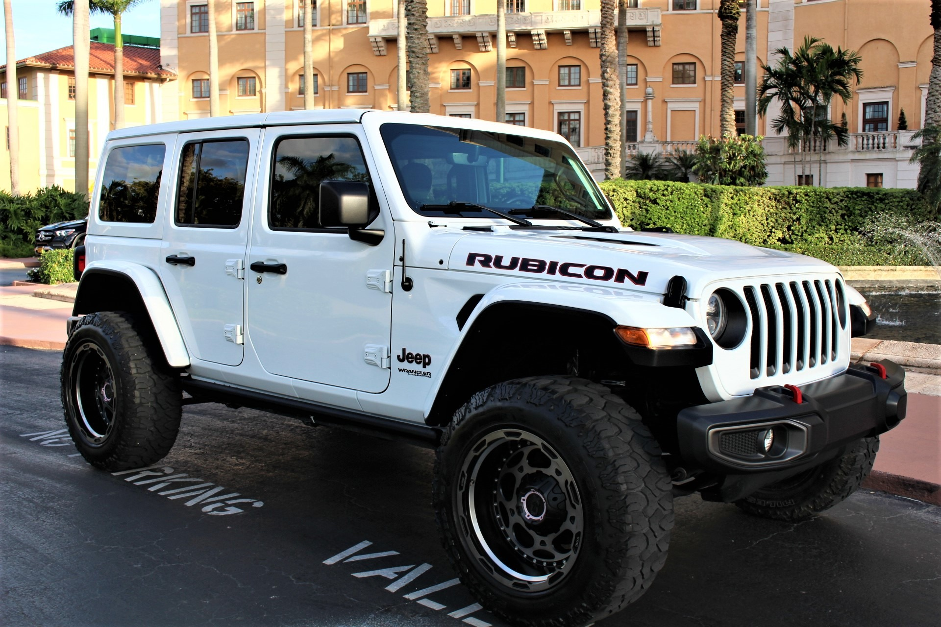 Used 2018 Jeep Wrangler Unlimited Rubicon for sale $48,850 at The Gables Sports Cars in Miami FL 33146 2
